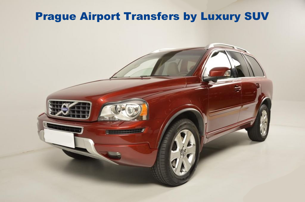 Prague Airport Transfers by Luxury SUV
